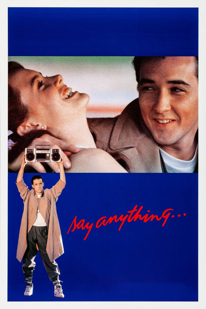 Say Anything…