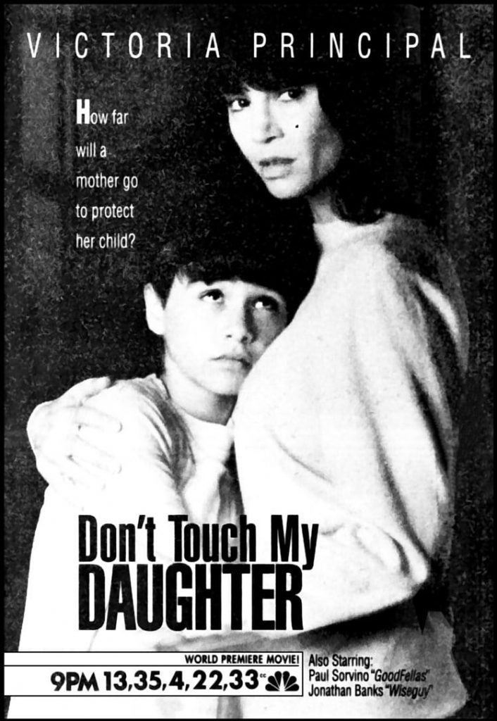 Don't Touch My Daughter