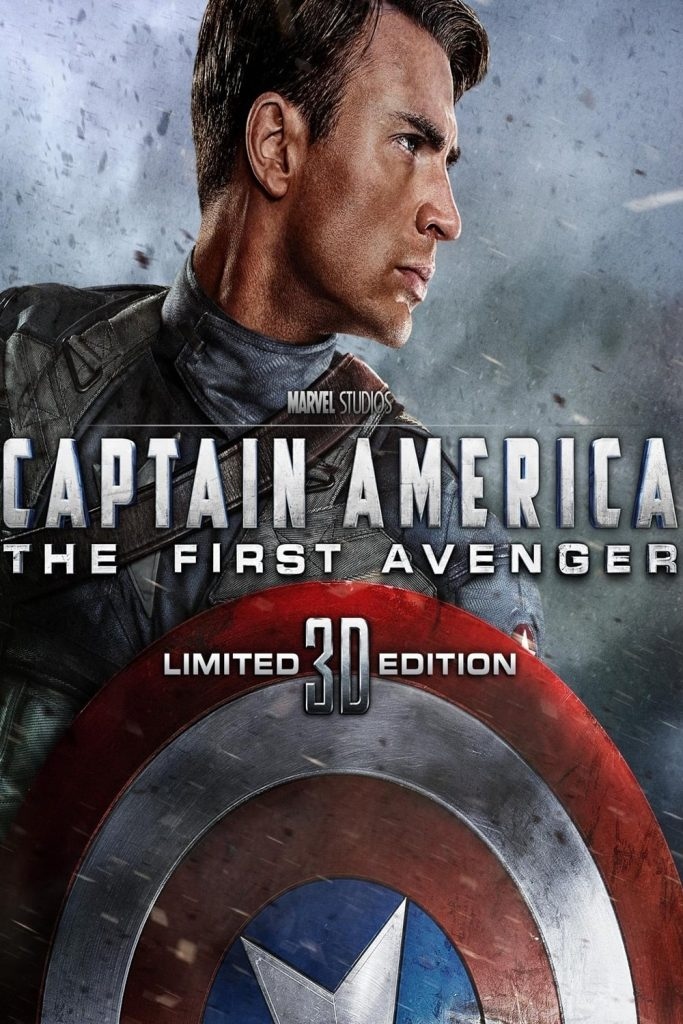 Captain America: The First Avenger – Heightened Technology