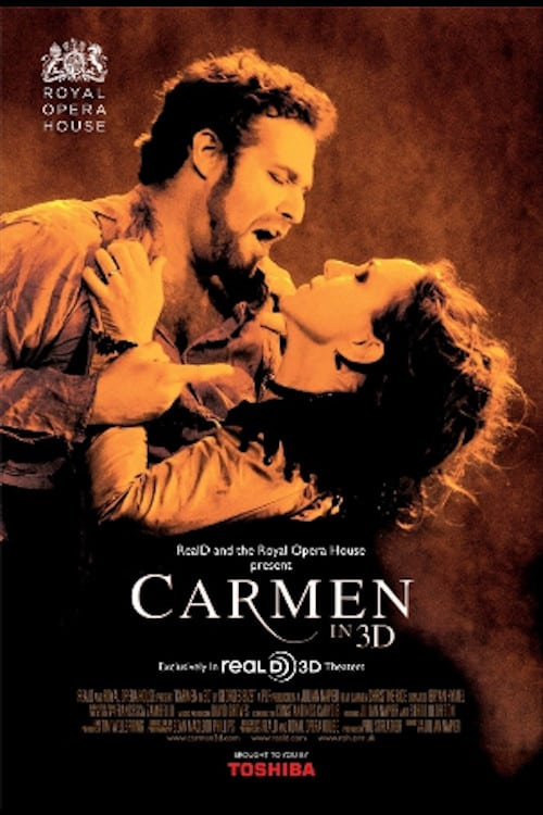 Carmen in 3D