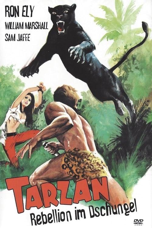 Tarzan's Jungle Rebellion.