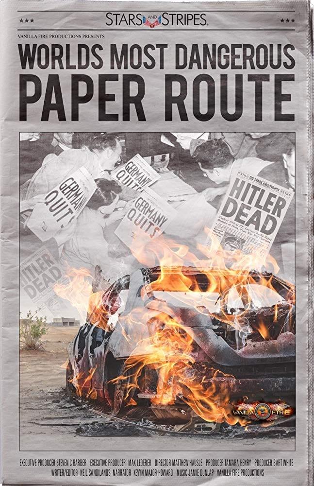 WORLD'S MOST DANGEROUS PAPER ROUTE