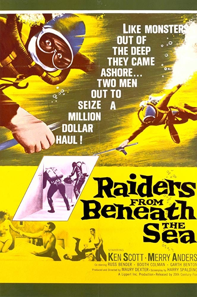 Raiders from Beneath the Sea