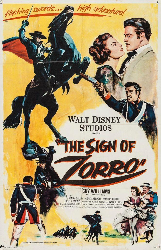 The Sign of Zorro