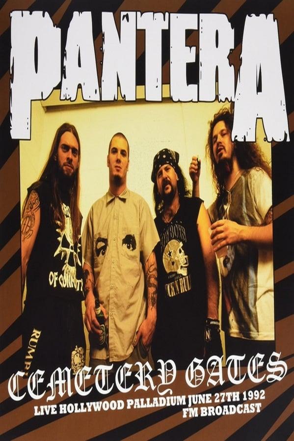 Pantera – Cemetery Gates – Live at Hollywood Palladium