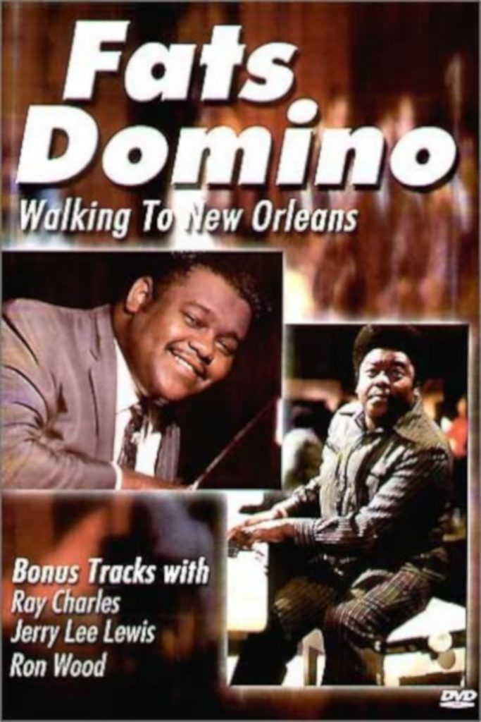 Fats Domino : Walking To New-Orleans Live