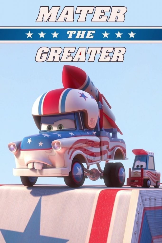 Mater the Greater