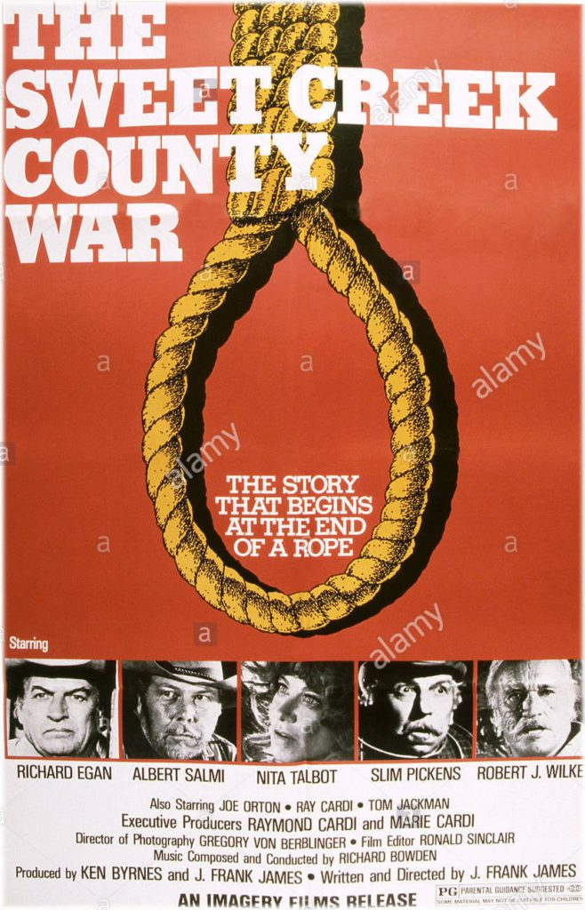 The Sweet Creek County War