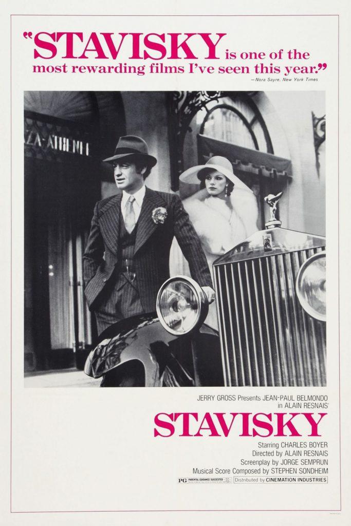 Stavisky…
